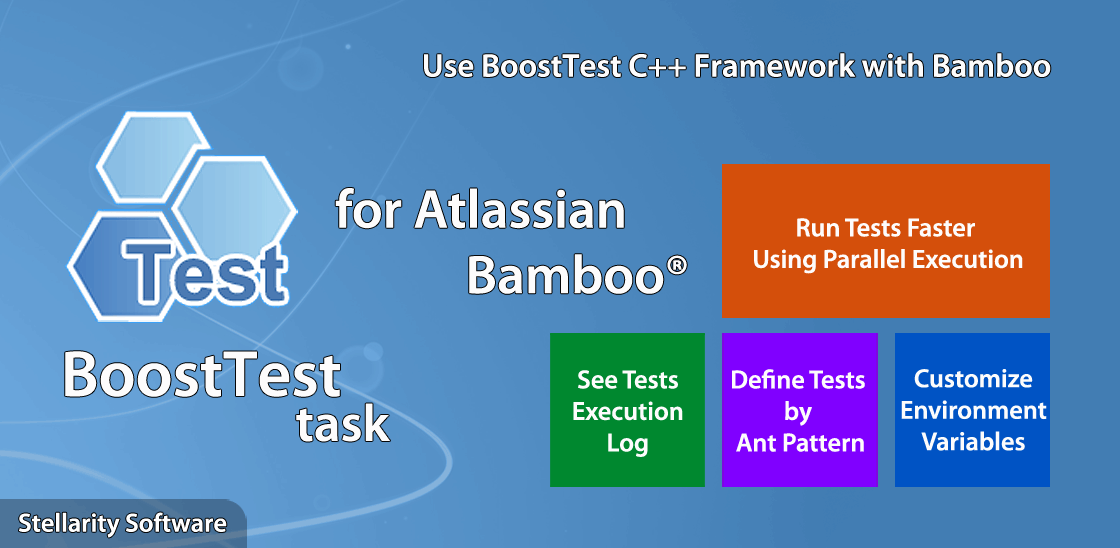 Boost::Test Task for Bamboo | Stellarity Software